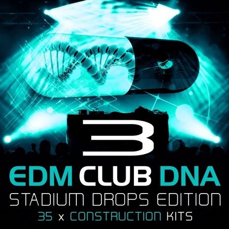 EDM Club DNA 3: Stadium Drops Edition