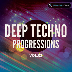 Deep Techno Progressions Vol 2
