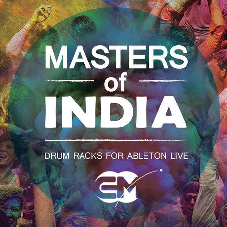 Masters Of India: Drum Racks For Ableton Live