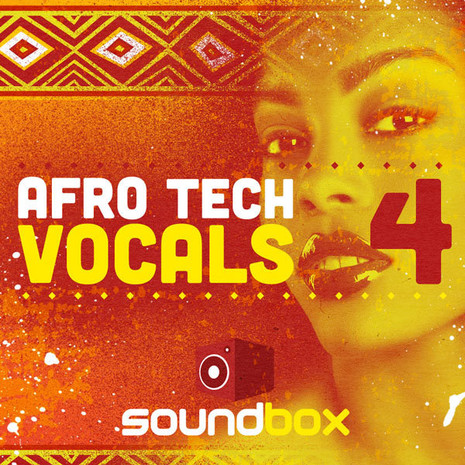 Afro Tech Vocals 4