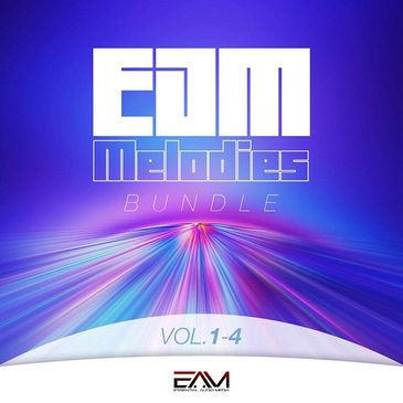 EDM Melodies Bundle (Vols 1-4)