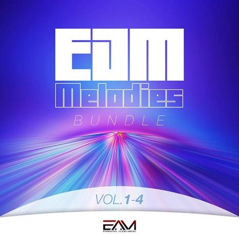 EDM Melodies Bundle (Vols 1-4)