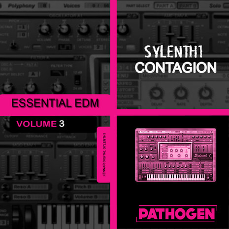 Sylenth1 Contagion: Essential EDM 3