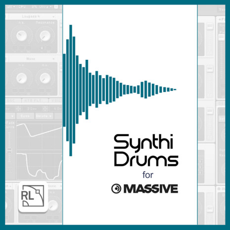 Synthi Drums Soundset For NI Massive