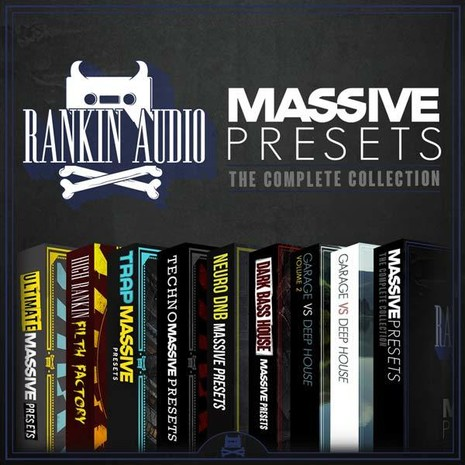 Massive Presets: The Complete Collection