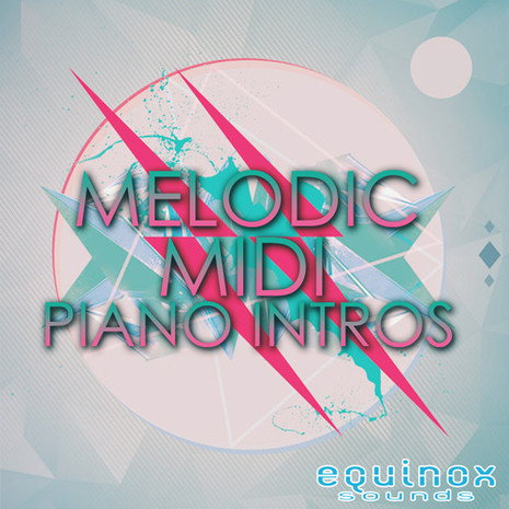 Melodic MIDI Piano Intros