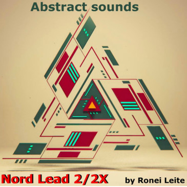 Ronei Leite: Abstract Sounds For Nord Lead 2 & 2X