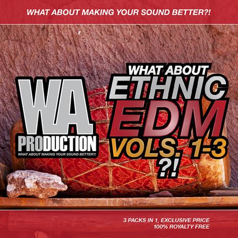 What About: Ethnic EDM Bundle (Vols 1-3)