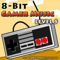 8-Bit Gamer Music: Level 5
