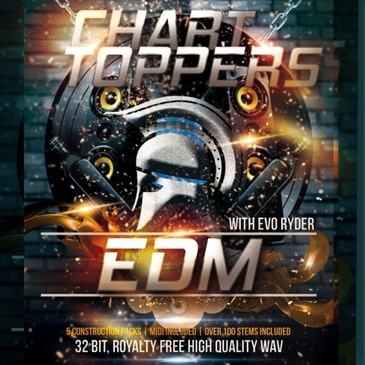 EDM Chart Toppers Vol 1