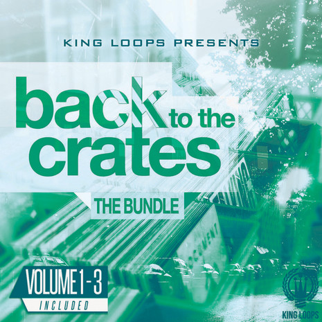 Back To The Crates Bundle (Vols 1-3)