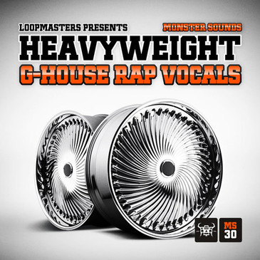 Heavyweight G-House Rap Vocals