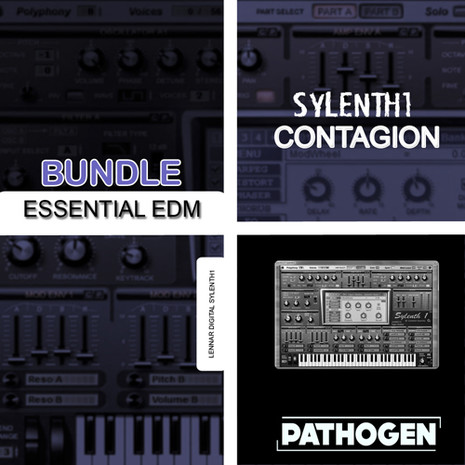Sylenth1 Contagion: Essential EDM Bundle