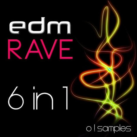 O! EDM Rave 6-in-1
