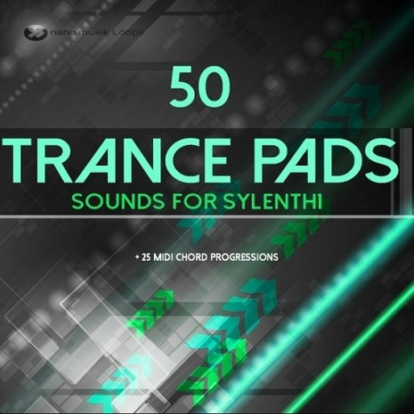 50 Trance Pads: Sounds for Sylenth1