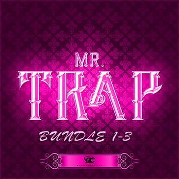 Mr. Trap Bundle (Vols 1-3)