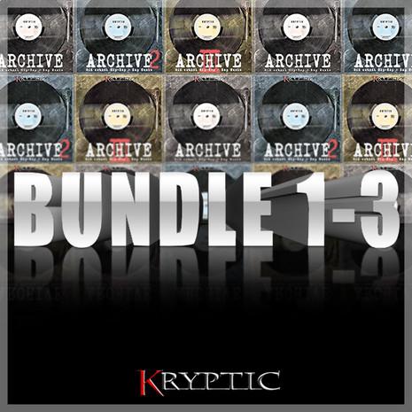 Achive Bundle (Vols 1-3)