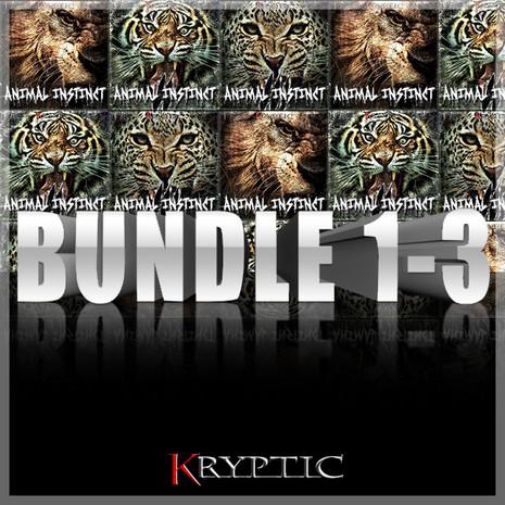 Animal Instinct Bundle (Vols 1-3)