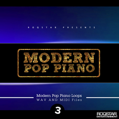 Modern Pop Piano Vol 3
