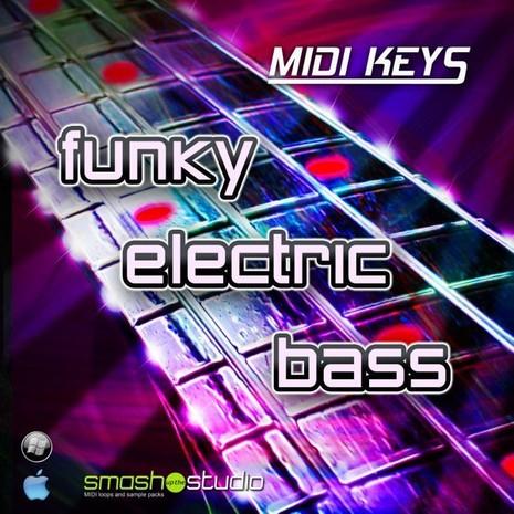 MIDI Keys: Funky Electric Bass