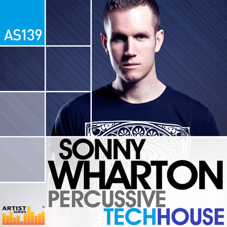 Sonny Wharton: Percussive Tech House