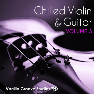 Chilled Violin & Guitar Vol 3