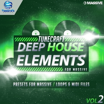 Tunecraft Deep House Elements Vol 2