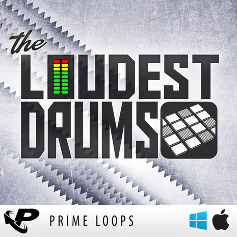 The Loudest: Drums