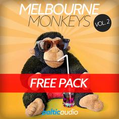 Melbourne Monkeys Vol 2 FREE Pack