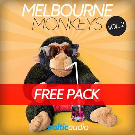 Melbourne Monkeys Vol 2 FREE Pack