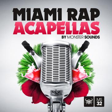 Miami Rap Acapellas