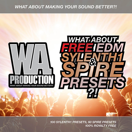 What About: Free EDM Sylenth1 & Spire Presets