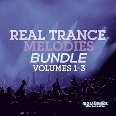 Real Trance Melodies Bundle (Vols 1-3)