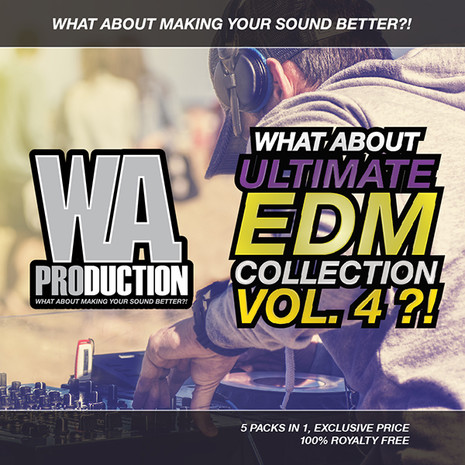 What About: Ultimate EDM Collection Vol 4