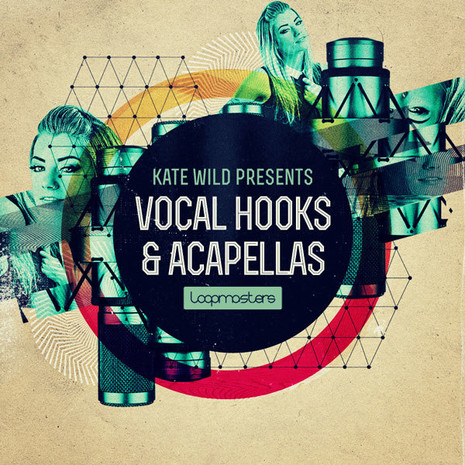 Kate Wild: Vocal Hooks & Acapellas