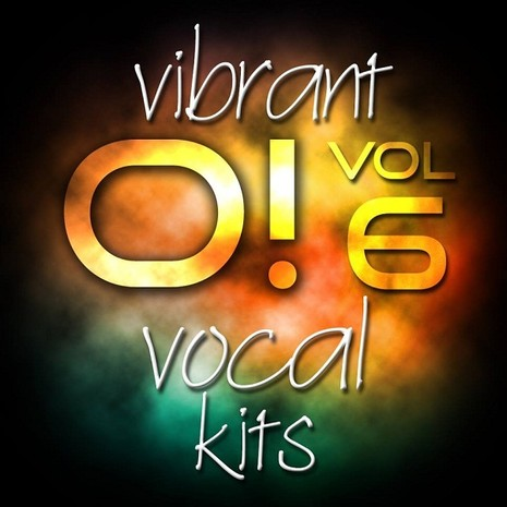 O! Vibrant Vocal Kits Vol 6