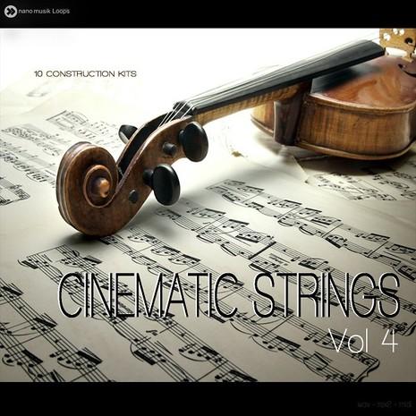 Cinematic Strings Vol 4