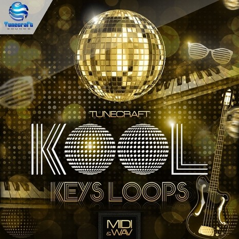 Tunecraft Kool Keys Loops