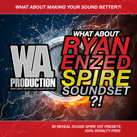 What About: Ryan Enzed Spire Soundset