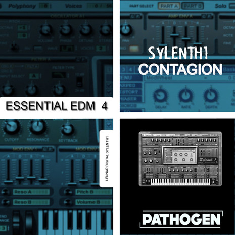 Sylenth1 Contagion: Essential EDM 4
