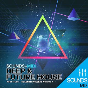 Sounds + MIDI: Deep & Future House For Sylenth Vol 1