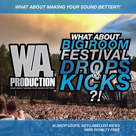 What About: Big Room Festival Drops & Kicks