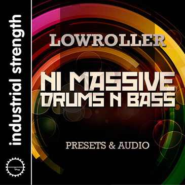 Lowroller: NI Massive Drums & Bass