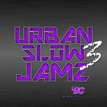 Urban Slow Jamz R&B 3