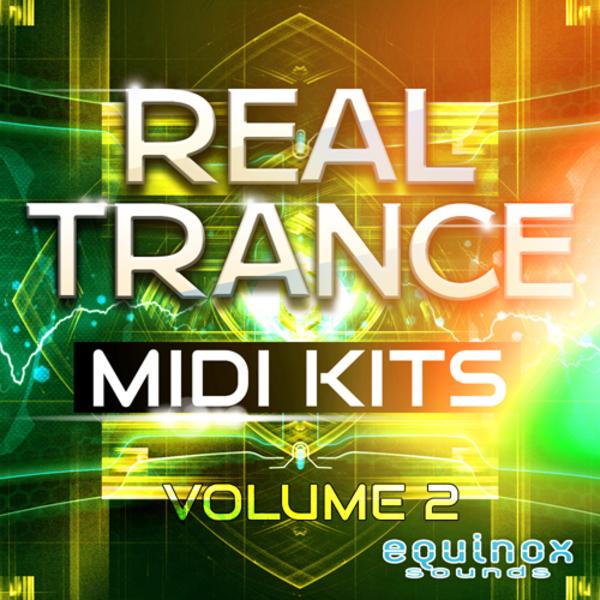 Real Trance MIDI Kits Vol 2