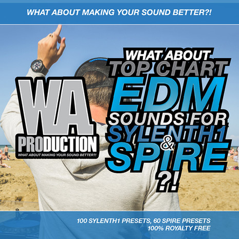 What About: Top Chart EDM Sounds For Sylenth1 & Spire