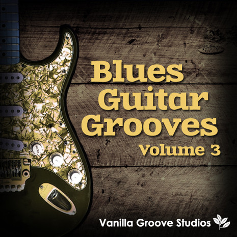 Blues Guitar Grooves Vol 3