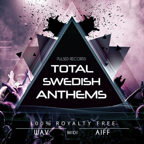 Total Swedish Anthems