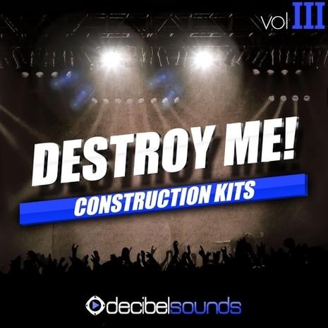 Destroy Me Vol 3
