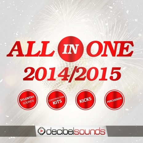 Decibel Sounds 2014-2015 All In One Bundle Pack
